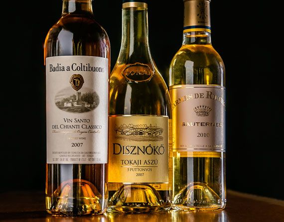 """As the World Sauternes 