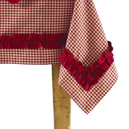 I pinned this Woodlands Tablecloth from the Hayrides & Hoedowns event at Joss and Main!