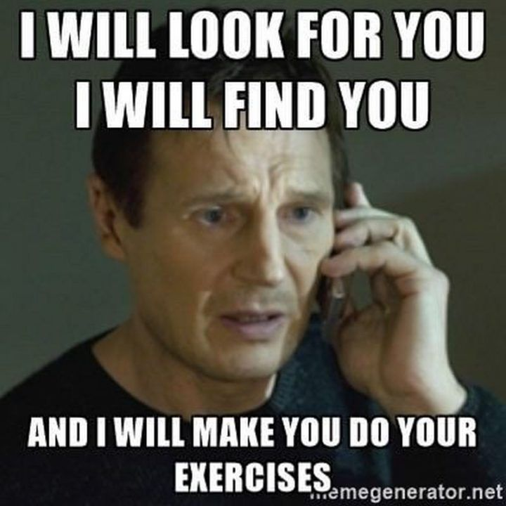 101 You Can Do It Memes For Those Times When You Need Inspiration Physical Therapy Humor Therapy Humor Workout Humor
