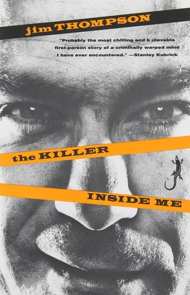 'The Killer Inside Me' by Jim Thompson   17 Of The Best Mystery Novels To Spend All Day Getting Lost In   Bustle