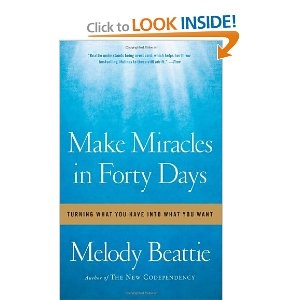 Make miracles in 40 days - Melody Bettie