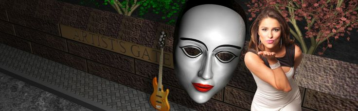 #3D @TAEVision Multimedia @RachelLFilsoof Artist's Gate #CentralPark #NY #NYC #Manhattan #music #song #reverbnation #fashion #makeup #Photoshoot
