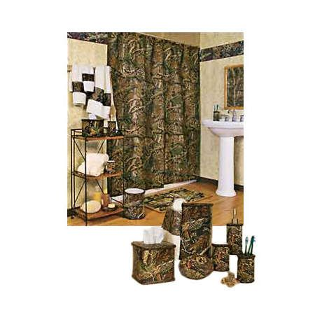 Cabela S Camo Complete Bathroom Ensemble