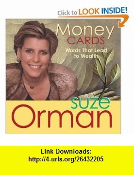 Money Cards (9781561708987) Suze Orman , ISBN-10: 1561708984  , ISBN-13: 978-1561708987 ,  , tutorials , pdf , ebook , torrent , downloads , rapidshare , filesonic , hotfile , megaupload , fileserve