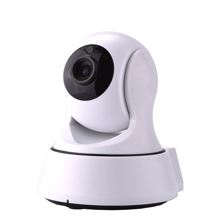 Security Camera, PACKGOUT Home Panorama IP Camera, Surveillance Cameras, 720P HD Wireless System Camera with Night Vision