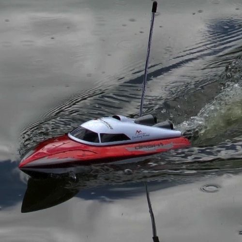 Dash II Radio Controlled Boat - AVAILABLE NOW!Control Boats, Ii Radios, Radios Control