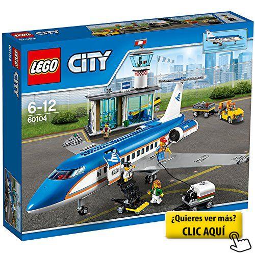 LEGO City - Aeropuerto, terminal de pasajeros... #lego