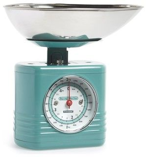 Typhoon Vintage-Style Kitchen Scale - modern - timers thermometers and scales - by Nordstrom