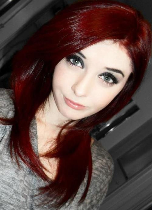 dark-red-hair-color  THIS IS THE COLOR I WANT! HOW DO I GET IT??? Mine is not quite right :(