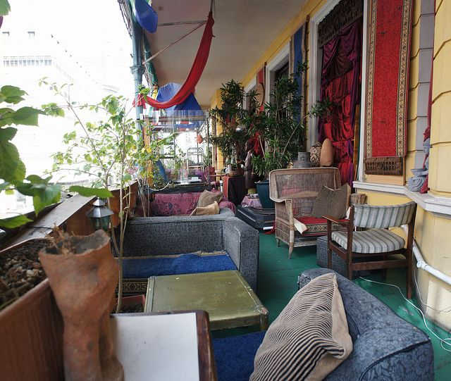 Timbuktu Cafe, Long Street