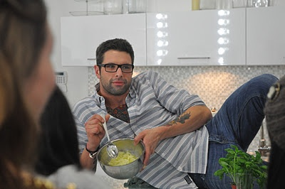 Chef Anthony Sedlak