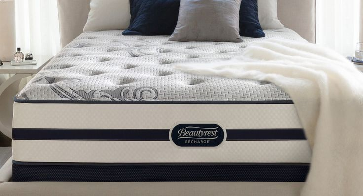BeautyRest Recharge Soulmate Extra Firm Mattress