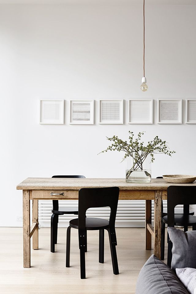 T.D.C   An Architect Duo's Charming Melbourne Home   Photography by Derek Swalwell