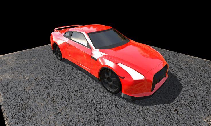Nissan GTR R35 - Vehicle Assignment - 2014