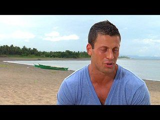 Survivor - Season 28: Meet Garrett -- Meet Garrett, a high stakes poker player from Tucson, Az, who will be competing this season for one Million dollars and the title of sole survivor. -- http://wtch.it/1ButN