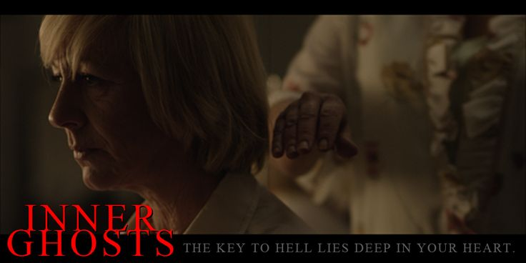 As humans, we feel a fundamental need for interaction and contact. Dying does not change that. #innerghosts #horror