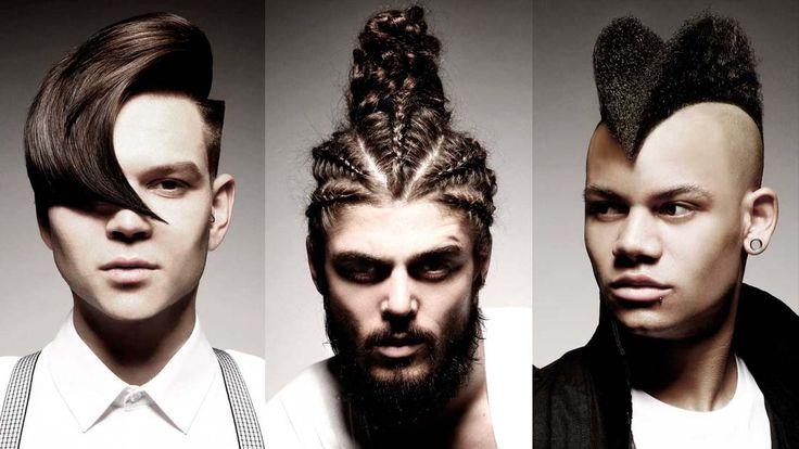 We love these Jamie Stevens male hair styles here @ allbeauty.com #allbeauty #grooming #male #hairstyle