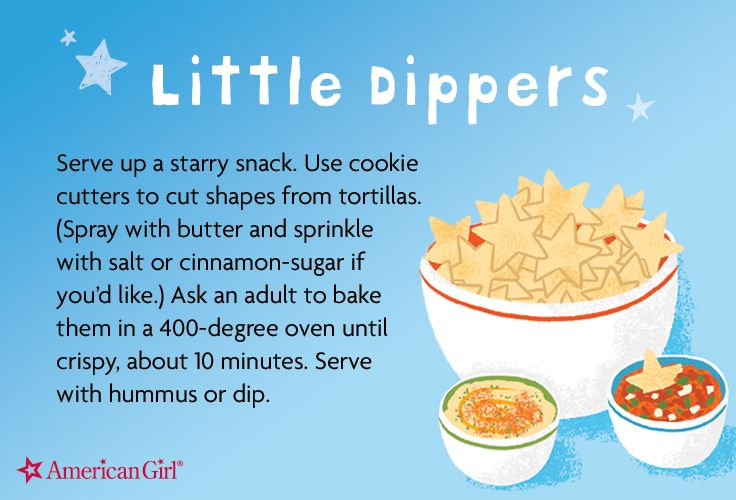 Little Dippers