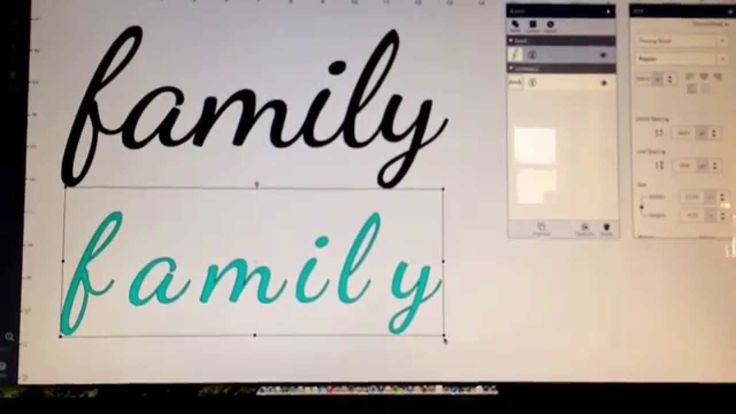cricut explore air how to use the pen write and cut fonts