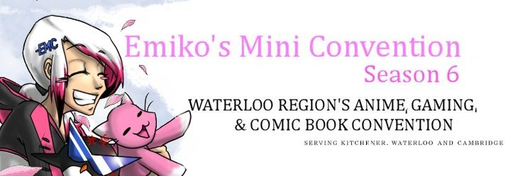 Emiko's Mini Convention: August 1-3 2014, early bird artist's alley price $90 for 3-day weekend.