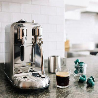 Nespresso Creatista Plus Kapselmaskin J520eu Wishlist Nespresso