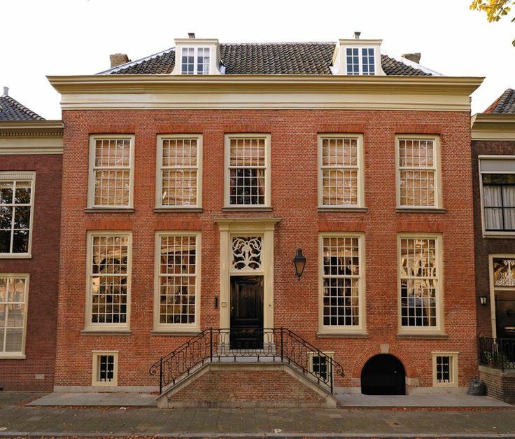 Het Dordts Patriciërshuis te Dordrecht (18e eeuws)  Museum aan de Maas