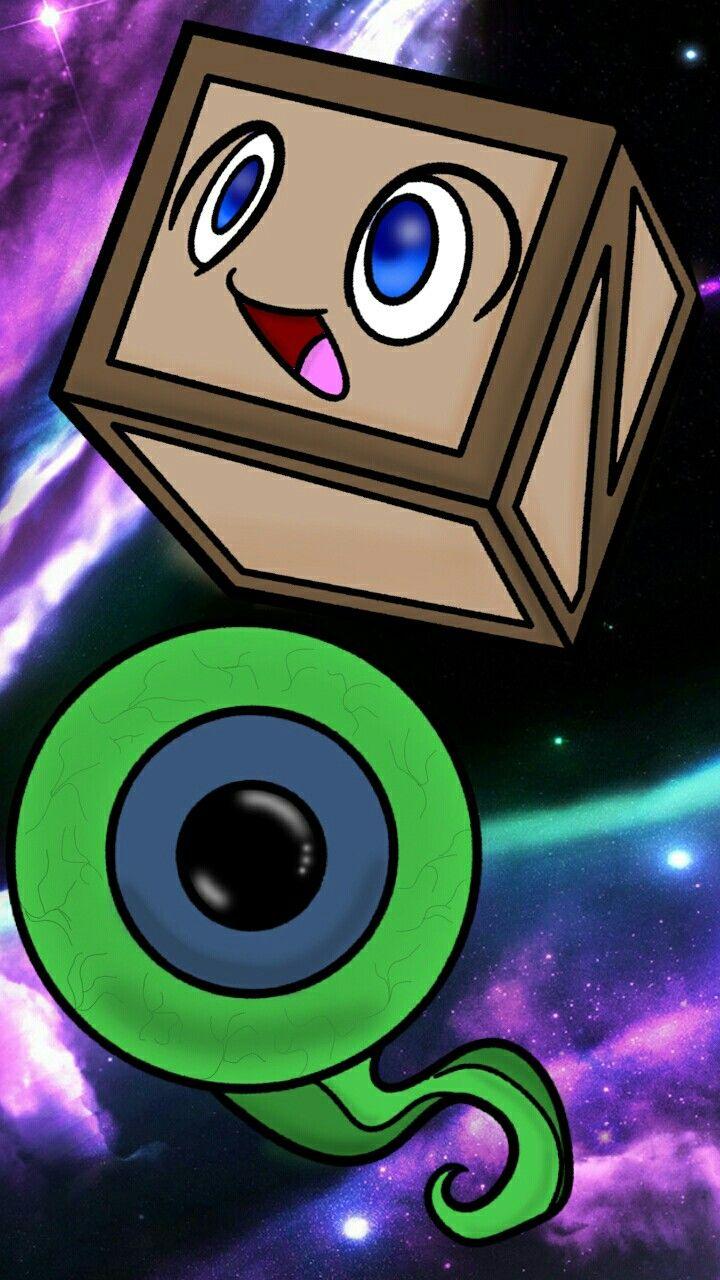 A Septic Eye tiny box tim and septic eye sam together fovever   jack