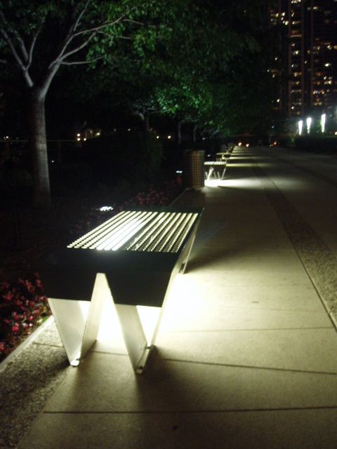 58 Best Light Benches Images On Pinterest Exterior