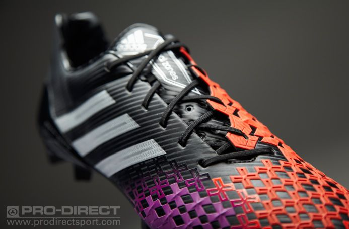 adidas Predator LZ TRX FG SL Boots at prodirectsoccer.com. Lighter, faster and deadlier on firm ground, these super lightweight adidas Predator LZ SL football boots feature a SprintSkin upper with geometric rubber lethal zones for optimum control.