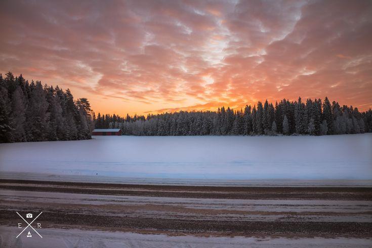 Sunrise in Punkalaidun Finland [OC] 4583×3055 – #4583×3055 #Finland #OC #Punkalaidun #Sunrise #xfinland