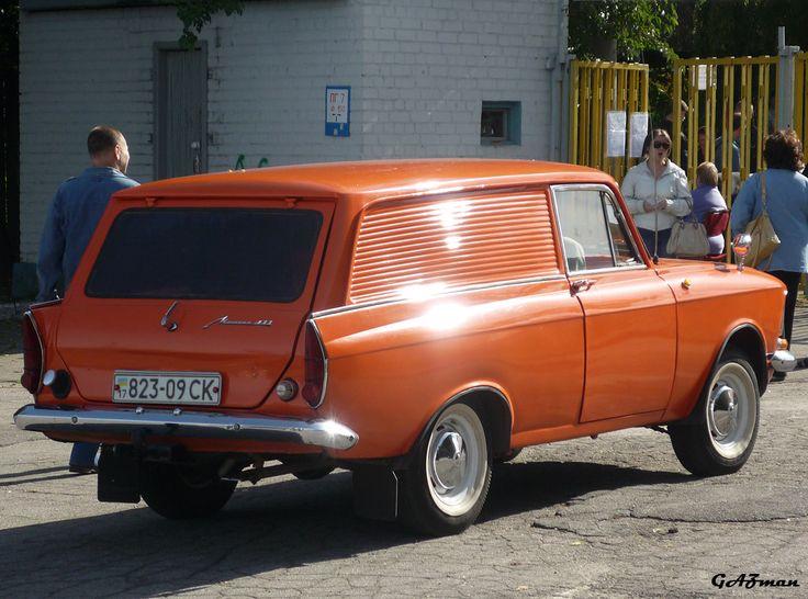 Moskvich 433 van