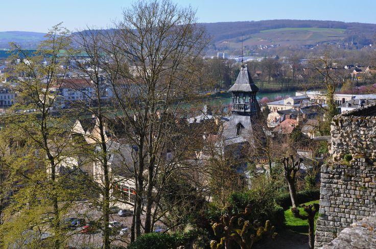 Château-Thierry  / Ville natale de Jean de la Fontaine