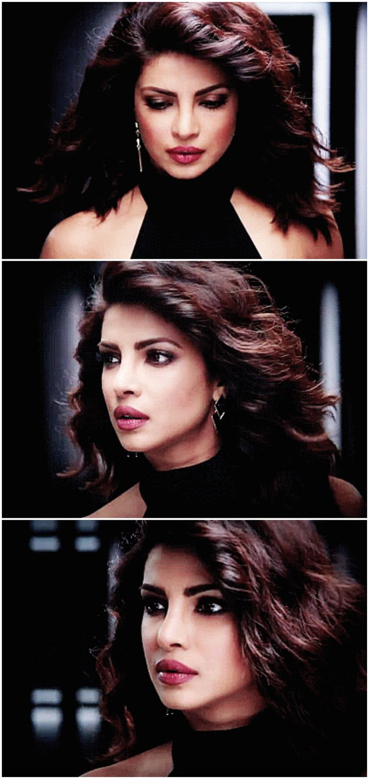 Priyanka - on Quantico//  ❤❤♥For More You Can Follow On Insta @love_ushi OR Pinterest @ANAM SIDDIQUI ♥❤❤
