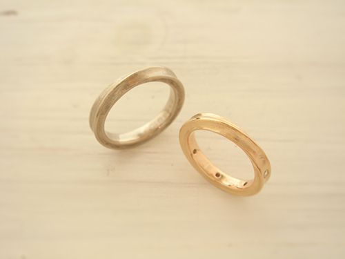 ZORRO Order Collection - Marriage Rings - 101