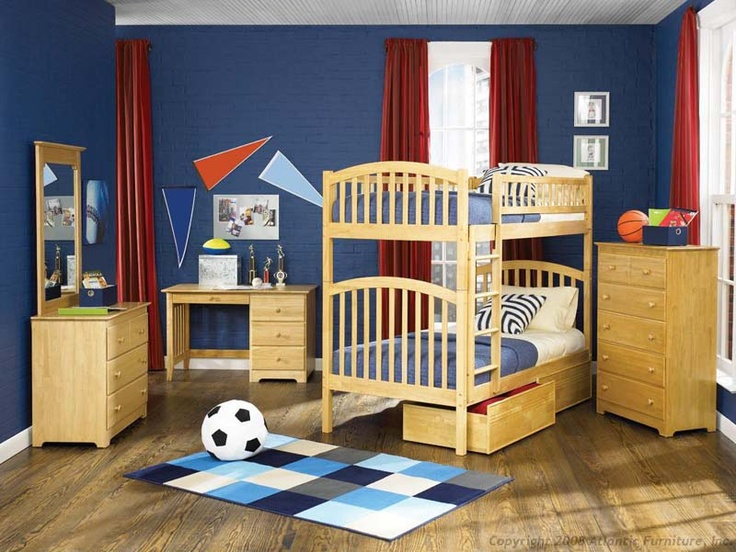 Richmond Customizable Bunk Bed Set