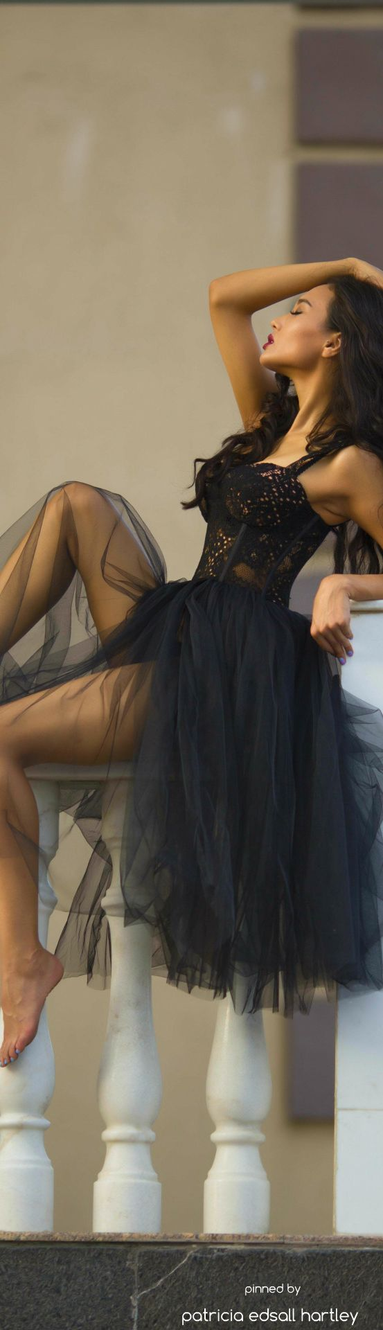 Femme fatale. -Camellia Rogers