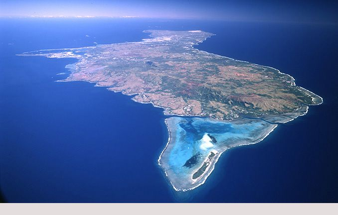 Guam. My father still has the lease of the plot of land my grandfather brought in Guam. Retirement there might be nice.