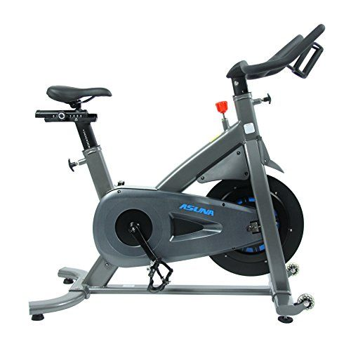 ASUNA 5150 Magnetic Turbo Commercial Indoor Cycling Bike | Exercise Bike Reviews And Ratings