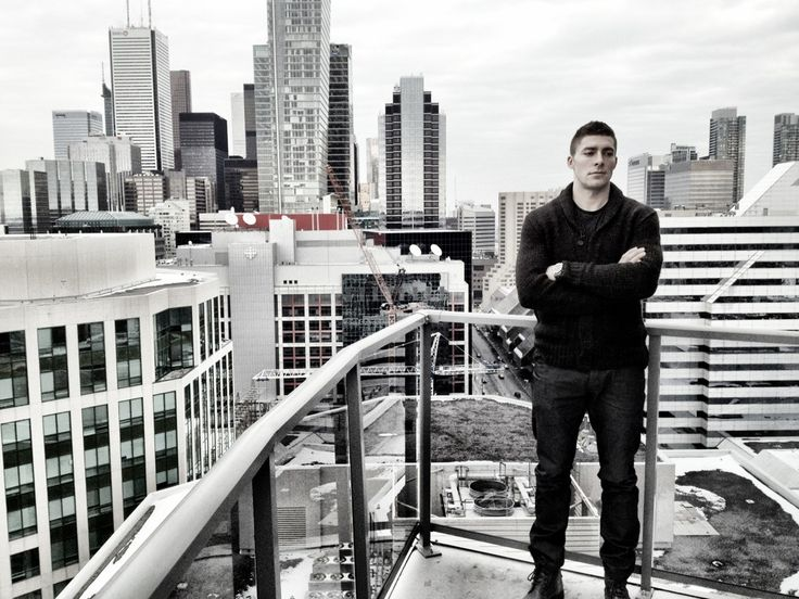 Joffrey Lupul: Proud Homeowner Who Would Obviously Rather Be Doing Something Else