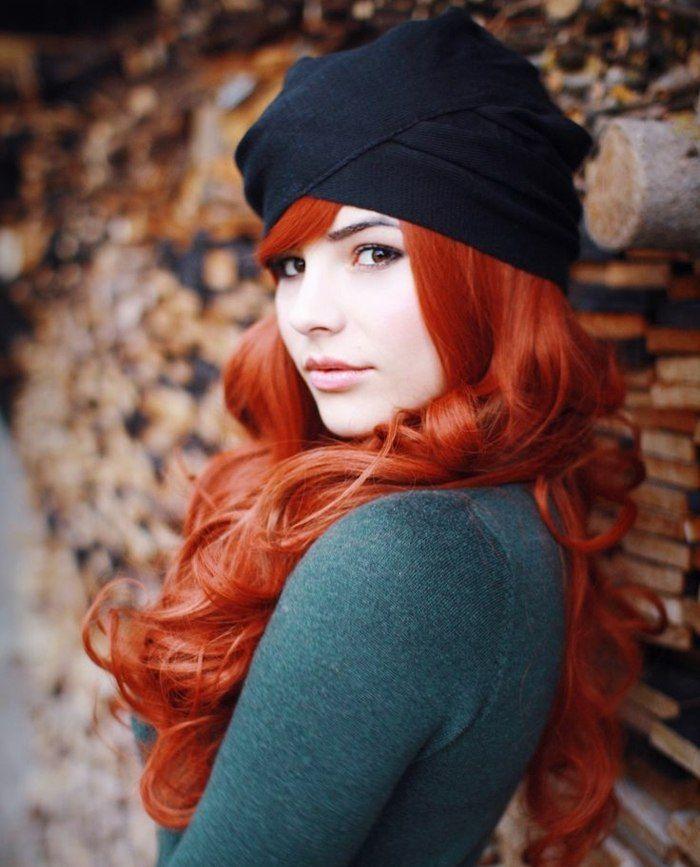die besten 25 rotes haar ideen auf pinterest rote haarfarbe kastanienbraune rote haare und. Black Bedroom Furniture Sets. Home Design Ideas