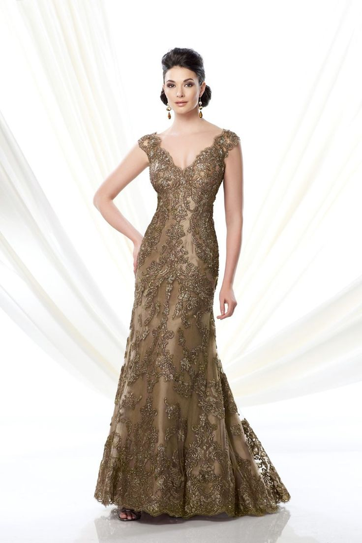 101 besten Mother of the Bride Dresses Bilder auf Pinterest ...