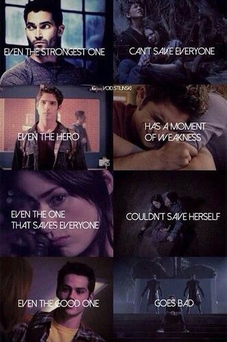 teen wolf quotes stiles - Google Search