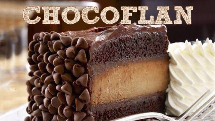 Polinesios muchas personas me han pedido la receta para hacer el Chocoflan o Pastel Imposible así que en este video les voy a explicar como hacerlo de la man...
