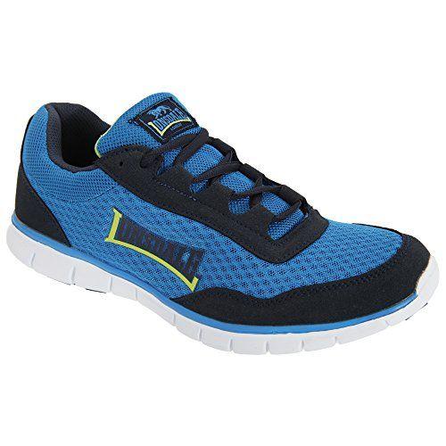 Lonsdale Herren Southwick Sneakers (43 EU) (Blau/Marineblau/Volt) - http://on-line-kaufen.de/lonsdale/43-eu-lonsdale-southwick-m-herren-sneaker-low-tops