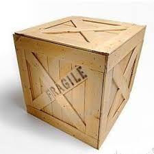 Image result for wooden shipping crates
