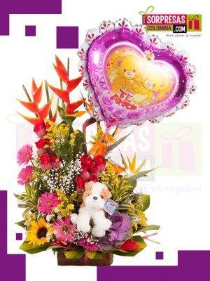 Encantador Sorprende con estas hermosas y especiales FLORES que enamorara una vez mas a esa persona especial. Visita nuestra tienda online www.sorpresascolombia,com o comunicate con nosotros 3003204727 - 3004198