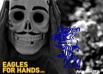Plisskën Festival 2014 Eagles for Hands