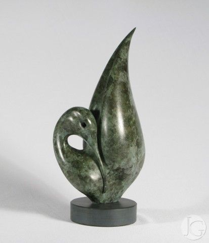 Bronze Sculptures by Simon Gudgeon from The Jerram Gallery, Sherborne, Dorset. Contemporary British sculpture and pictures