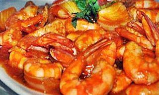 resep cara membuat udang saus padang http://resepjuna.blogspot.com/2016/05/resep-udang-saus-padang-pedas-dong-ya.html masakan indonesia