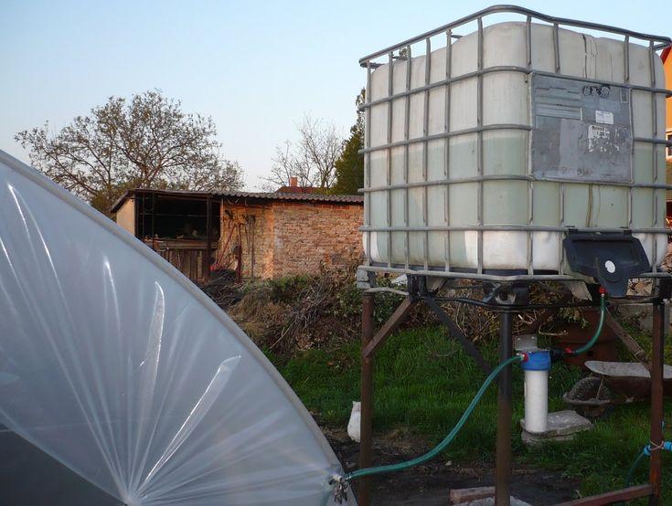 Csepegtető öntözés    ( drip irrigation )